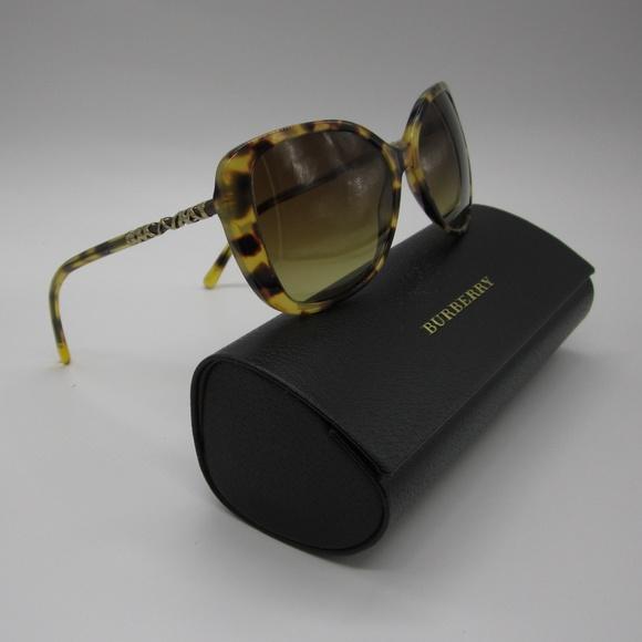 129d1e06d0bb Burberry Accessories - Burberry B4238 3278 13 Women s Sunglasses w case